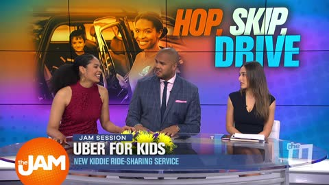 A New Ride-sharing Service For Kids