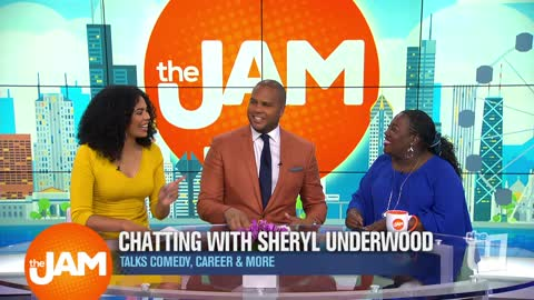 Sheryl Underwood Chats 'The Talk', 'Funny You Should Ask', and Oprah