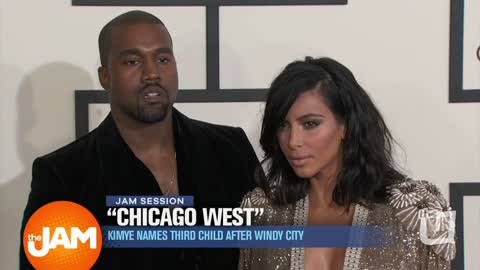 Kanye and Kim's Daughters name, SNL's 'Fresh Prince' and Mo'Nique Boycotting Netflix