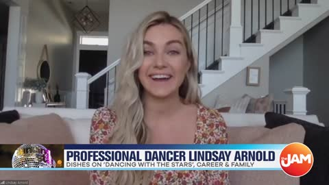 Lindsay Arnold Dishes On 'Dancing With The Stars' Partners & Pregnancy