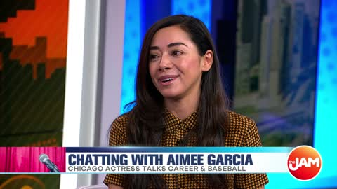 Chicago's own Aimee Garcia from