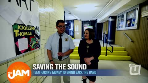 Student Raises Money To Bring Back His School's Band