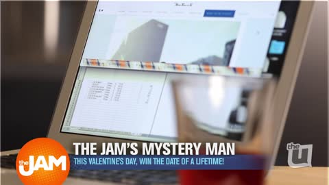 Win a Date With The Jam's Mystery Man: Clue 2