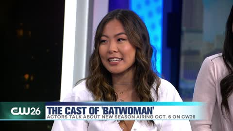 'Batwoman' Stars Talk the New Series and Chicago