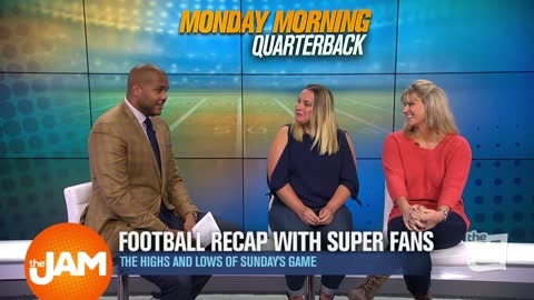 Football Recap with Super Fans