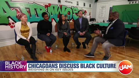 Chicagoans Discuss Black Culture