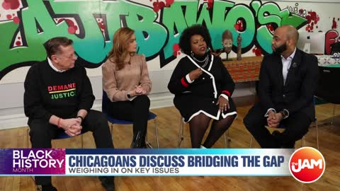 Chicagoans Discuss Bridging The Gap