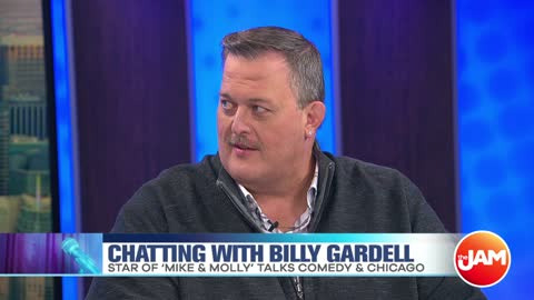 Billy Gardell Talks 'Mike and Molly,' Melissa McCarthy, & His Celebrity Lookalike