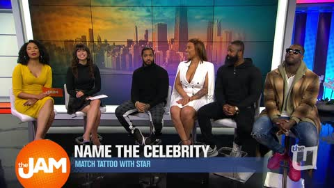 Name That Celebrity with Black Ink Crew: Chicago