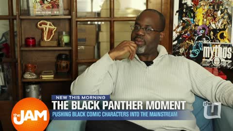 The Black Panther Viewed as Historic Moment for Black Cinema