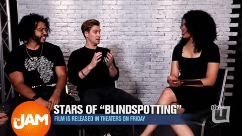 Interview with the Stars of 'Blindspotting'