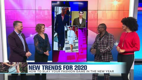 Spring Fashion Trends for 2020