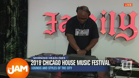 2018 Free Chicago House Music Festival