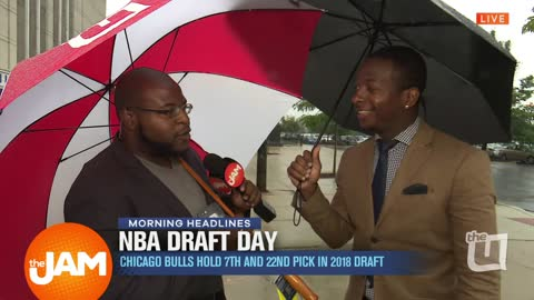 Preparing for the NBA Draft