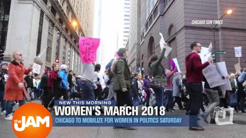 2nd Annual Women's March: Chicago to Mobilize for Women in Politics this Saturday