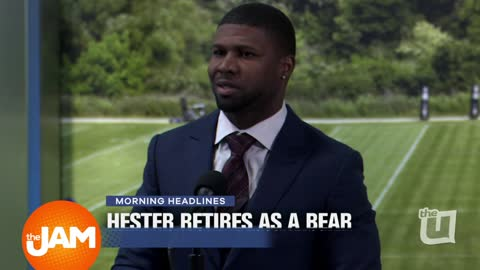 Saying Goodbye To Bears Great Devin Hester