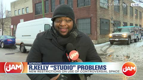 "R.Kelly ""Recording Studio"" Now Under Legal Restrictions"