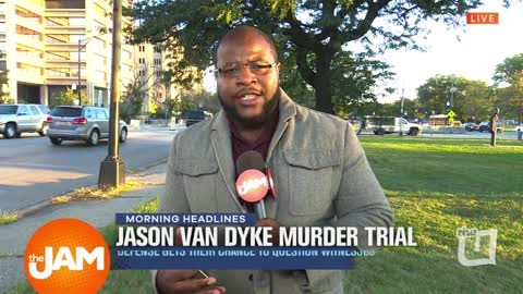 Jason Van Dyke Murder Trial -Defense Gets Their Turn