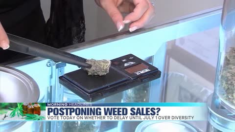 Postponing Weed Sales in Chicago
