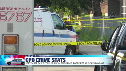 September Crime Rates Hit Record Low in Chicago