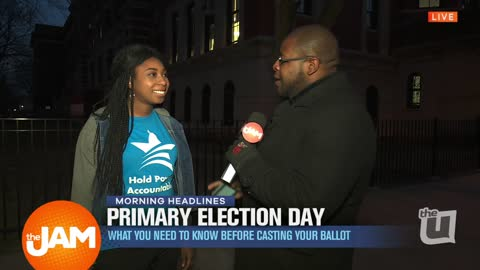 Primary Election Day in Chicago: What you need to know