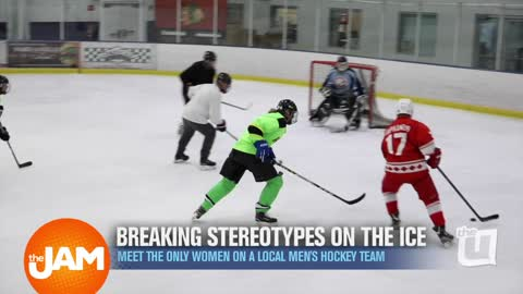 Breaking Stereotypes On The Ice