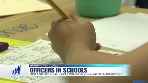 Officers in Schools