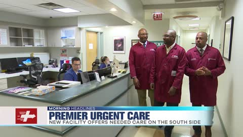 First Black-Owned Urgent Care Opens on Chicago's South Side