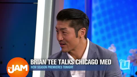 Brian Tee talks Chicago Med TV Show