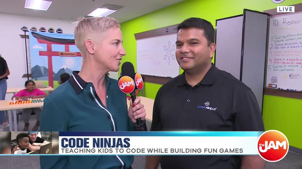 WCIU, The U   Code Ninjas