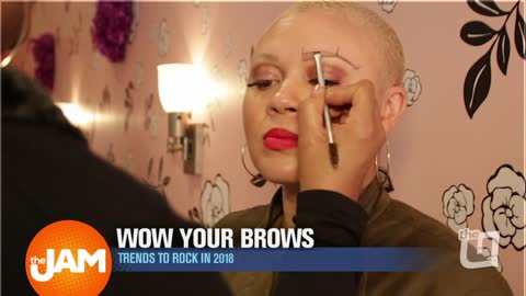 Wow Your Brows: Eyebrow Trends to Rock in 2018