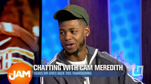 Chicago Bear Cam Meredith talks new Quarterback & Thanksgiving!