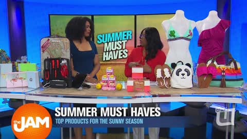 Summer Must Haves With Candace Corey