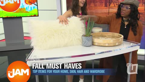 Fall Must Haves with Candace Corey
