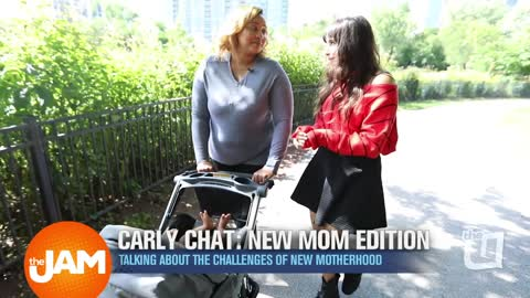Carly Chats: New Mom Edition