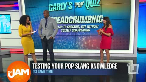 Testing Jordan and Felicia's Pop Knowlege with Carly Henderson