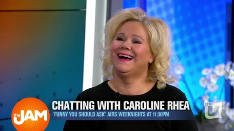 Caroline Rhea chats 'Sabrina the Teenage Witch' reboot, 'Funny You Should Ask,' and Amazon Movie