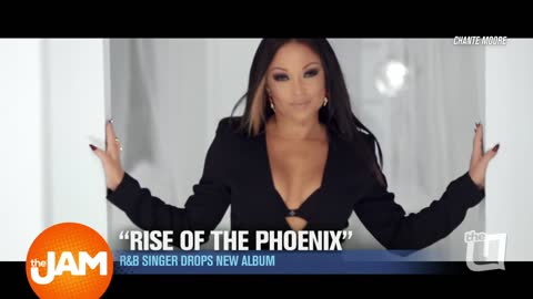 Chante Moore Talks Dropping 2 New Albums