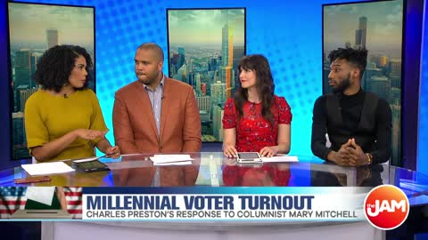 Millennial Voter Turnout
