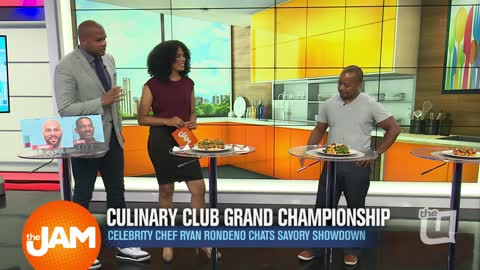Chef Ryan Rondeno Chats Culinary Fight Club