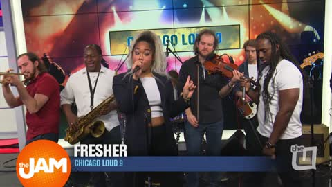 Chicago Loud 9 Performing Hit Single Fresher