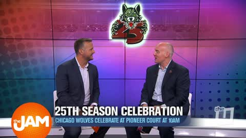 Chicago Wolves 25th Anniversary