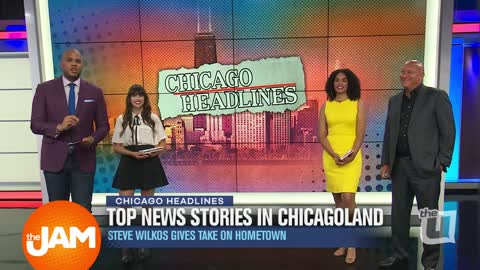 Chicago Headlines with Steve Wilkos