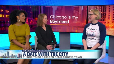 Chicago is my Boyfriend | A Date With The City