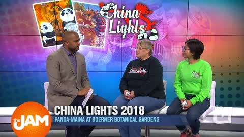 China Lights 2018