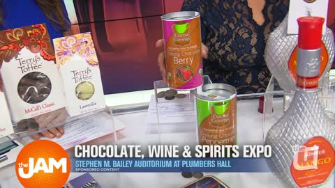 Chocolate, Wine, and Spirits Expo