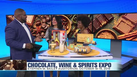 Chocolate, Wine & Spirits Expo