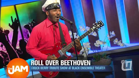 Chuck Berry Tribute Show at Black Ensemble Theater |