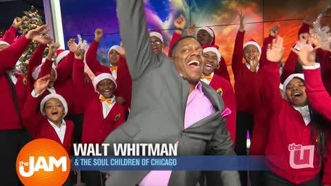 Walt Whitman & The Soul Children of Chicago Sing 'The Climb'