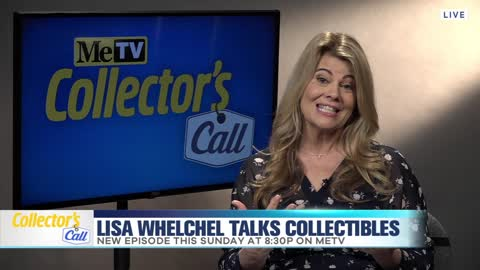 Lisa Whelchel Talks Season 2 of 'Collector's Call'